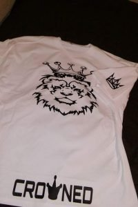 crown clothing t-shirt